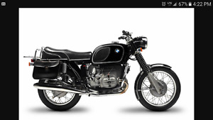 Looking for Vintage BMW motorcyle