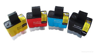 Brother LC41 Compatible Ink Cartridge (Each Color)