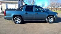 2010 Chevrolet Avalanche LT Pickup Truck with new MVI