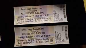 Reduced Blues Tickets