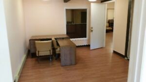 Offices for Rent or Lease  $ 500 and up on  Second Floor Main St