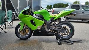 2005 zx6r track only