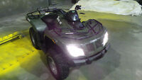 Arctic Cat Core 400 4x4