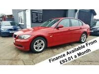 2008 BMW 3 Series 320d Se 2 Saloon Diesel Manual