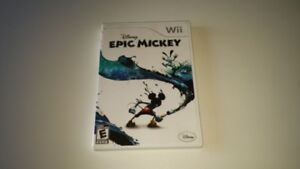 Nintendo Wii: Epic Mickey