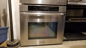 "Used Stainless 30"" Dacor Convection Wall Oven"