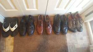 Mens size 10 shoes