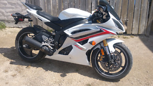 2010 Yamaha YZR R6 600cc  Priced to Sell! Safetied FINANCE