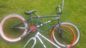2 Mafia KUSH 2 bike frames