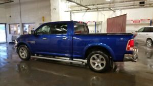 2014 Ram 1500 Laramie Crew Cab 6ft Box