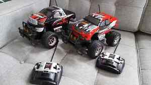 Radio Controlled Trucks