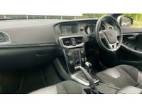 2019 Volvo V40 T2 R-DESIGN MANUAL (Rear Park Assist, DAB, 17 Ixion Alloy Wheels,