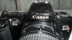 Canon Eos RebelX 35mm Camera $60. Takes film. Not a digital. Prince George British Columbia image 3