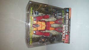 Transformers Masterpiece Rodimus prime