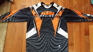 Motocross Jerseys - KTM & Troy Lee Designs