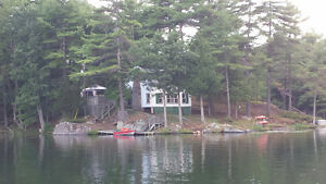 Buck Lake private cottage for rent $1800.00