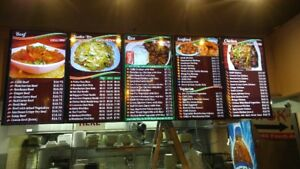 POS System and Digital Signage