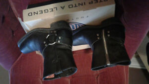 Womans Harley Davidson Boots