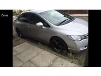 Honda Civic hybrid 2007 to 2009 breaking for spares parts