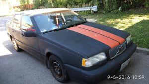 1995 Volvo 850 GLT Sedan
