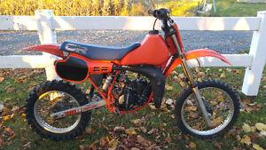 Motocross CR 80R