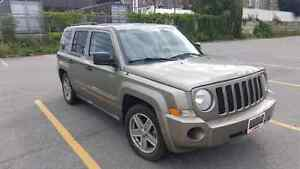 Jeep patriot 2008 North 4x4    très propre