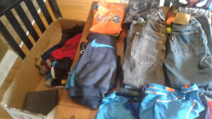 Great quality boys clothing size 6 to 8