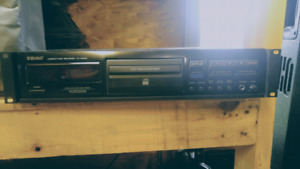 Teac cd recorder