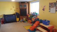 2 Full Time Spots Available @ Hespeler Home Daycare