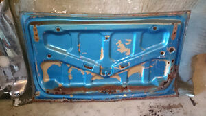 Trunk Lid | 1st First Generation 1970 MONTE CARLO Chevelle