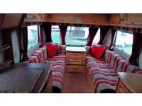 Coachman pastiche 2000 4 berth