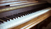 Piano Lessons - Free Trial Lesson!