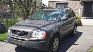 Volvo XC90 2.5L, 2005, Great family car (7 seats) for rapid sale