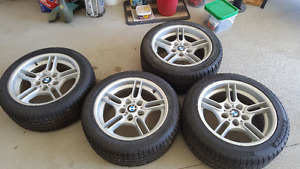 BMW STYLE 66 MSport Alloy Wheels