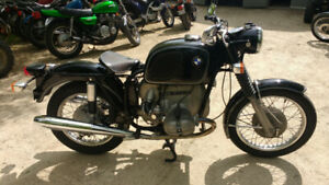 1971 BMW R75/5 Motorcycle    $11,800    for sale