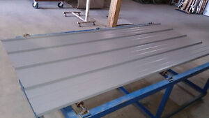 Roofing- Siding  panels
