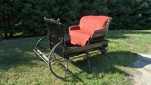 Antique Cutter Sleigh