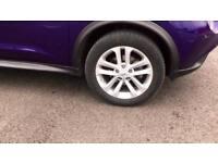 2015 Nissan Juke 1.2 DiG-T Acenta Premium with Manual Petrol Hatchback