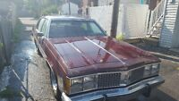 oldsmobile 98 regency 1978 perfect conditions