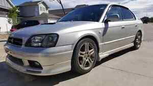 2001 Subaru Legacy RSK B4 **Twin Turbo**