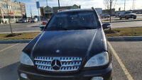 2005 Mercedes-Benz M-Class ML 350 SUV, Crossover