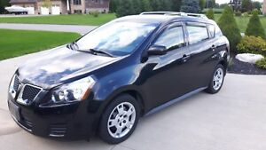 2010 Pontiac Vibe / Matrix  Hatchback Wagon