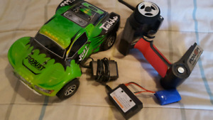 Remote control trophy truck 4x4