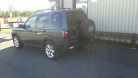 2004 Land Rover Freelander full load VUS