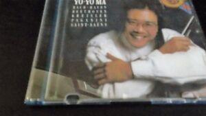 cd Portrait de Yo-Yo MA