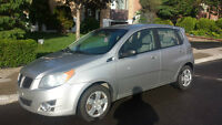 2009 Pontiac G3 Wave Great Condition (Winter & Summer Tires)