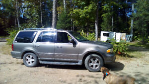 2001 Lincoln Navigator , & Ford Expedition 2200.00 for both