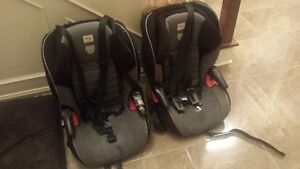 Two free Britax car seats