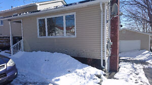 good size house located in st. john's
