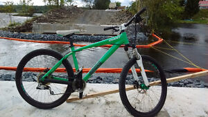Velo dirtjump Giant Brass